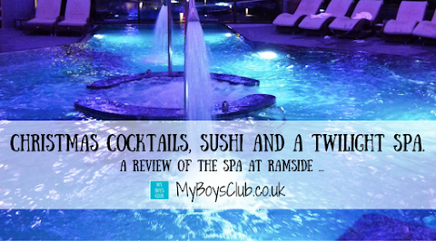 Christmas cocktails, sushi and a twilight spa at Ramside (REVIEW)
