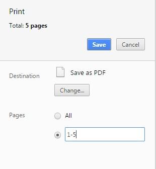 Cara Memisahkan Halaman PDF