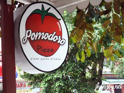 Pomodoro Pizza | Kapitolyo Food Trip | www.jhanzey.net