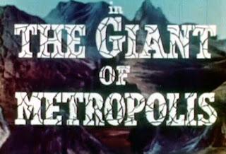 Película El gigante de Metrópolis Online