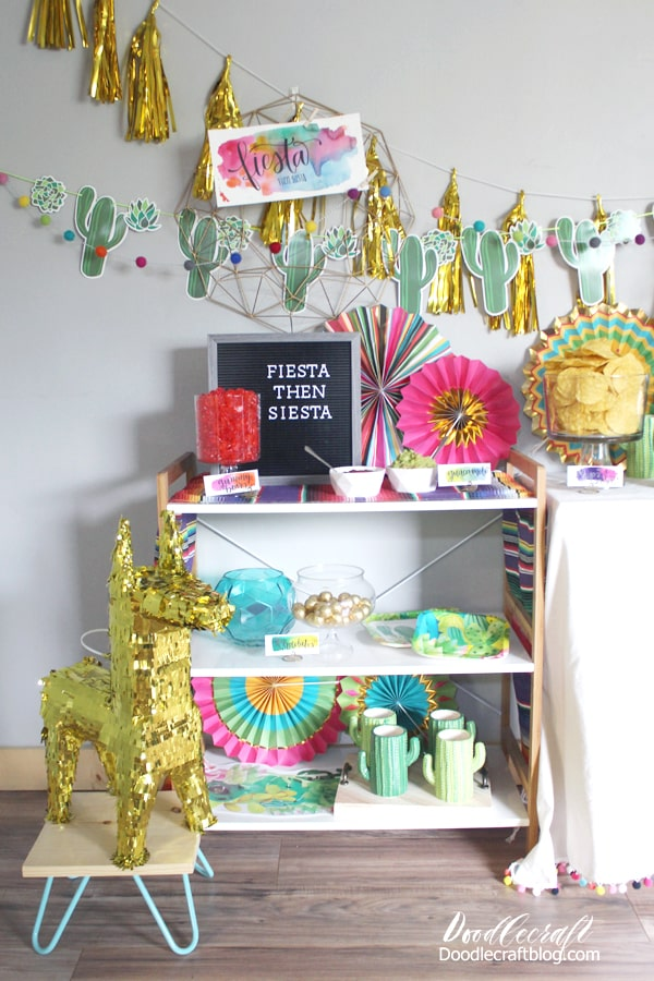 Plan a fiesta party with supplies, decorations and themed ideas from oriental trading.
