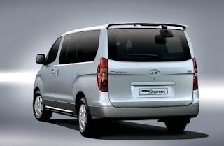 Dimensi Hyundai H1