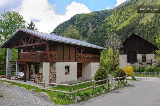 Chalet contemporáneo en Chamonix, Francia
