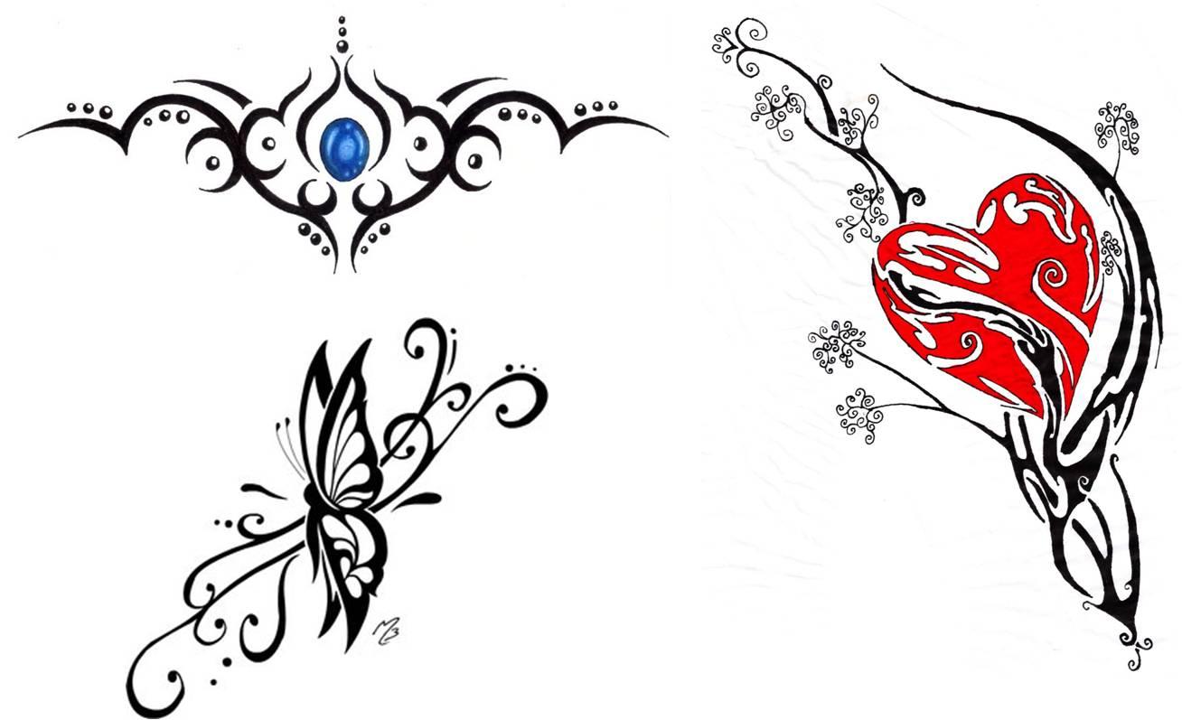 Wolf Tattoos For Girls Tattoos Designs Ideas