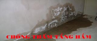 Chống thấm tầng hầm tại Quảng Ninh