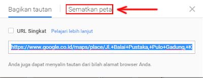 Manfaat membuat google maps untuk dipasang diblog