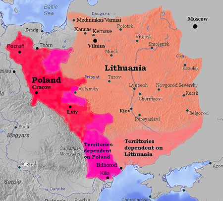 The Grand Duchy of Lithuania