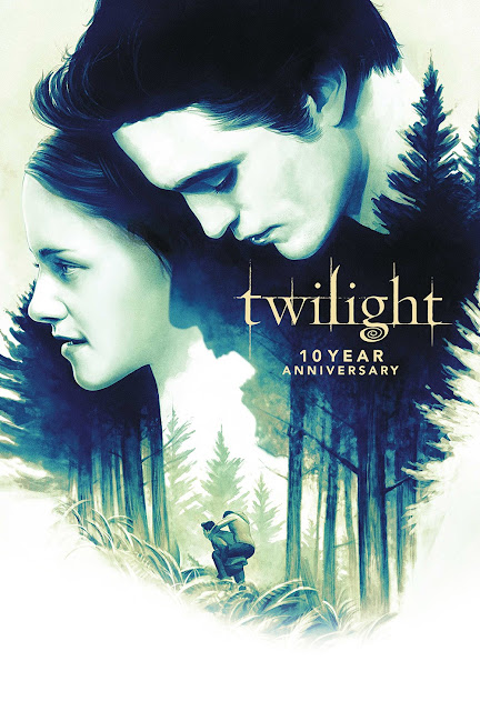 Twilight: 10th Anniversary - Poster
