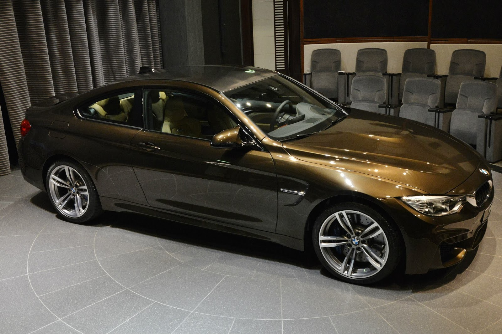Pikes Peak Coffee >> BMW M4 Individual In Pyrite Brown: Sweet As Chocolate Or Bitter As Coffee? | Carscoops