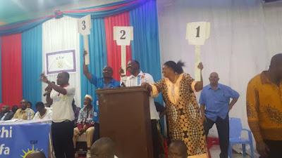 Mgombea Uenyekiti CUF Ajifananisha na Lipumba Akiomba Kura