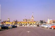 Disneyland Main Entrance 1957