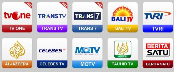 TV Online Terpercaya Semua Channel