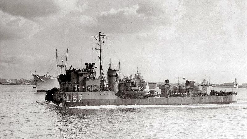 Ηρωικές σελίδες του Πολεμικού Ναυτικού στο Β΄ Παγκόσμιο Πόλεμο - Το κατόρθωμα του Α/Τ ΑΔΡΙΑΣ