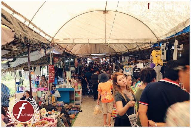 ● Bangkok 2016 | 曼谷脚车私游 1 | 隐藏版河边市集 Bang Nam Pheung Floating Market