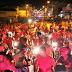 Mais uma manifestação popular do 13 de Mairi arrasta milhares de pessoas pelas ruas da cidade