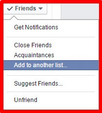 how to unfriend on facebook without notification