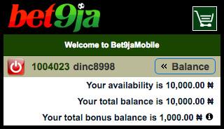 Bet9ja Bonus
