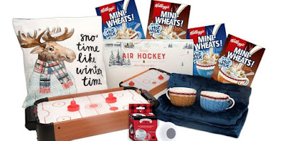 Mini Wheats Prize Pack Giveaway - ONT ONLY