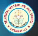 Velammal Matric Hr. Sec. School Conducting Walk-in for PGT/TGT/SGT/PRT/KGT