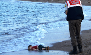 Dead Migrant Toddler