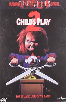 Childs Play 2 (1990) Dual Audio Hindi 300MB Movie Download