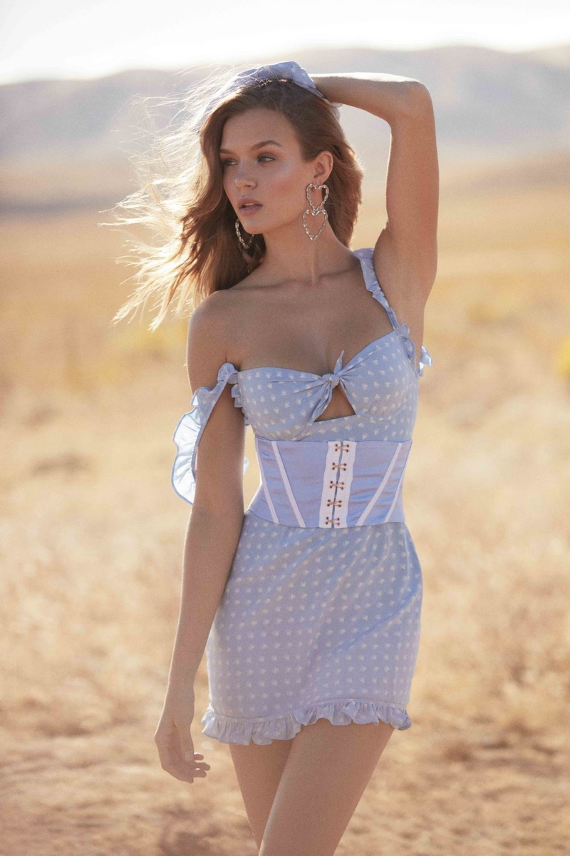 FOR LOVE & LEMONS SUMMER 2018 COLLECTION
