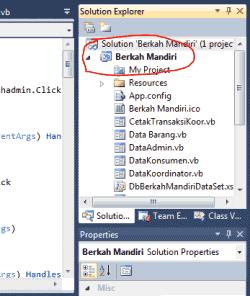 Cara Membuat Package Installer Menggunakan Visual Studio 2010