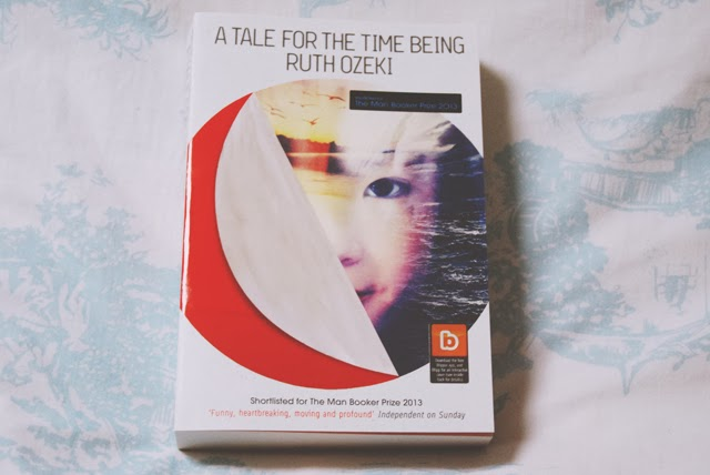 A Tale for the Time Being Ruth Ozeki Review