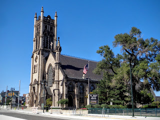 St John's Episcopal Church, Detroit, Michigan