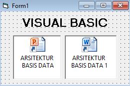 Program Visual Basic Menggunakan OLE