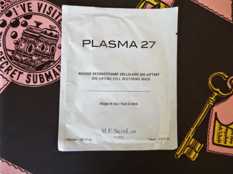 Plasma 27 Mask Review