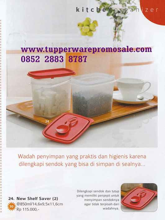 Tupperware Promo Sale Tupperware Tupperware Indonesia Tupperware Promo Tupperware Promo Sale New Shelf Saver 2 531x710