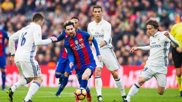 Hasil Pertandingan Real Madrid Vs Barcelona, ICC 2017