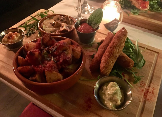 The Butterfly Quarter - Middlesbrough - Tapas Review