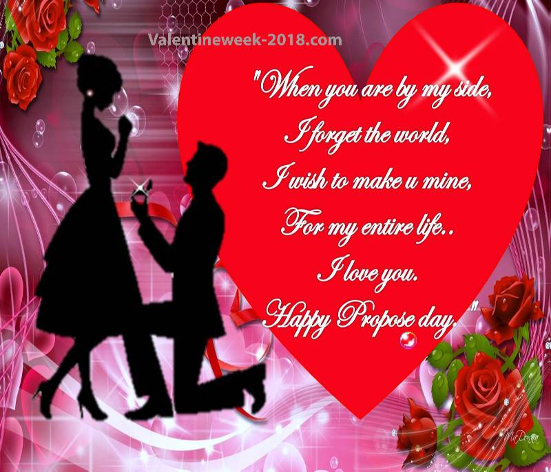 Happy Propose Day Images 2018 Download