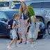 Los famosos llevan a sus hijos a la vuelta al cole