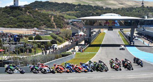 Jadwal MotoGP Jerez Spanyol 17-19 Juli 2020