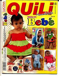 Quili Nro. 4 Ropa para Bebes