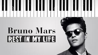 Chord Gitar Sederhana Bagi Pemula Bruno Mars - Rest of My Life