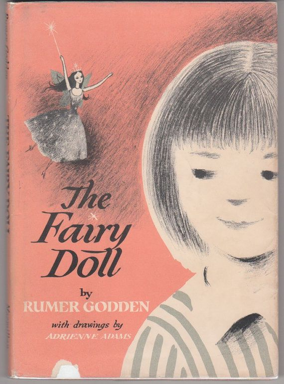 Momo Celebrating Time To Read The Fairy Doll By Rumer Godden