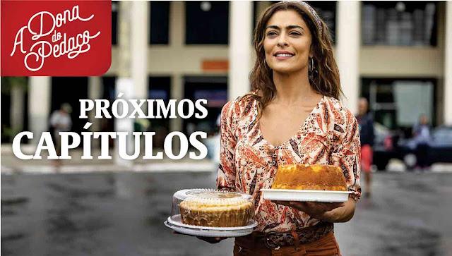 Resumo das novelas A Dona do Pedaço - Globo