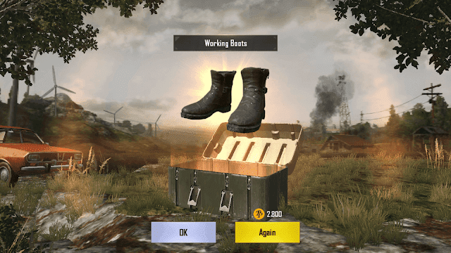 How to Get Free Clothes on PUBG Mobile