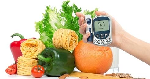 Pola Makan Penderita Diabetes