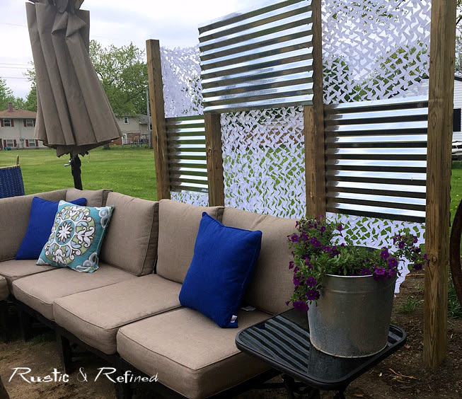 Privacy Screen Outdoors