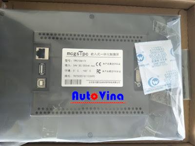 Bảng giá và tài liệu màn hình cảm ứng HMI MCGS TPC1061Ti