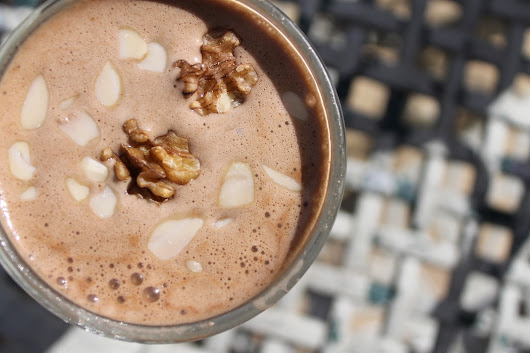 Coffee Heaven Smoothie