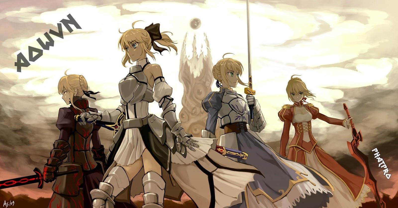 Fate%2B %2BPhatpro min - [ Anime 3gp Mp4 ] Series Fate : Thứ Tự Xem Theo Năm Sản Xuất Chuẩn Nhất - Không Xem Rất Là Phí