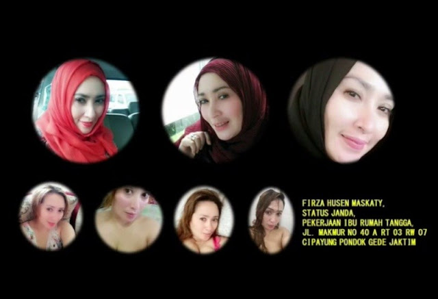 Siapa Firza Husein, Wanita yang Dituding Punya Hubungan Spesial dengan Rizieq Shihab