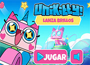 Unikitty Lanza Brillos