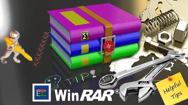 Winrar Tips and Tricks